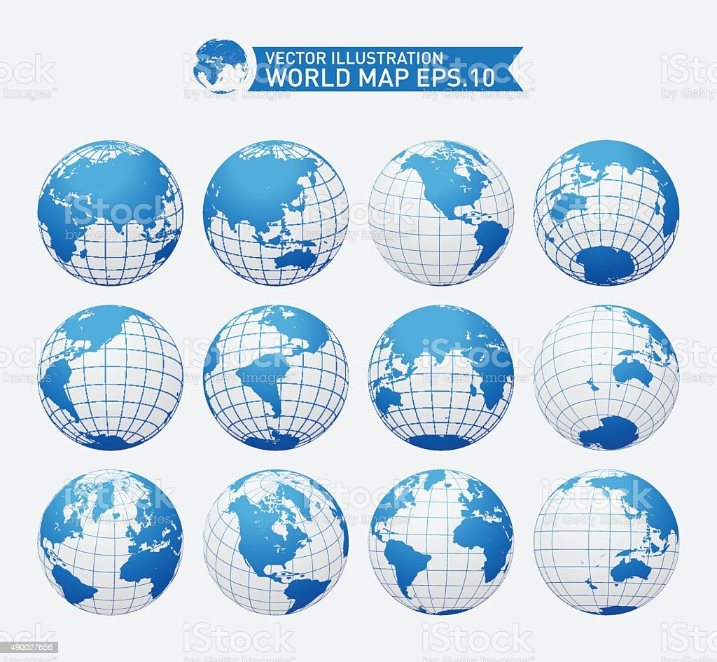 Globe royalty free vector interface icon set world map stock globe royalty free vector interface icon set world map royalty free globe royalty free vector gumiabroncs Images