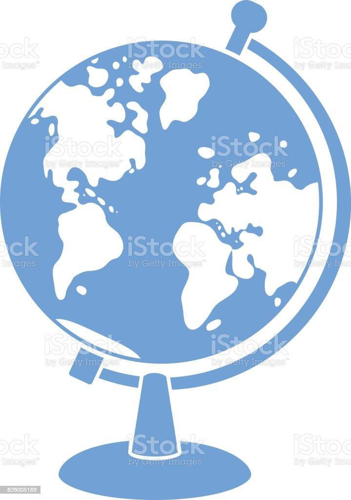 globe vector icon stock vector art 826005186 istock rh istockphoto com globe free vector icon globe free vector icon