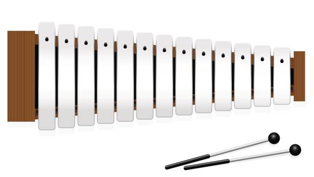 Top 60 Xylophone Clip Art, Vector Graphics and ...