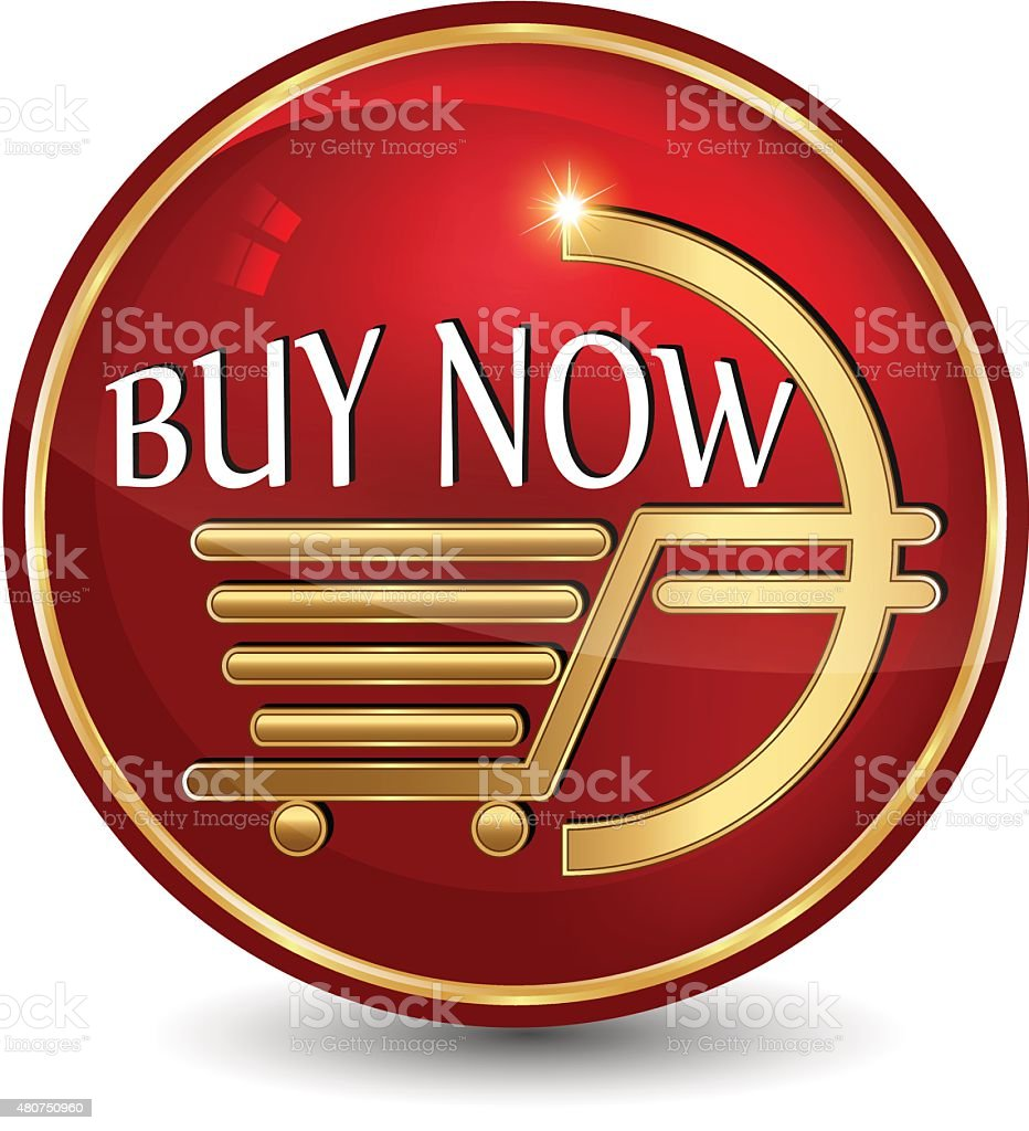 Glossy Buy Now web icon