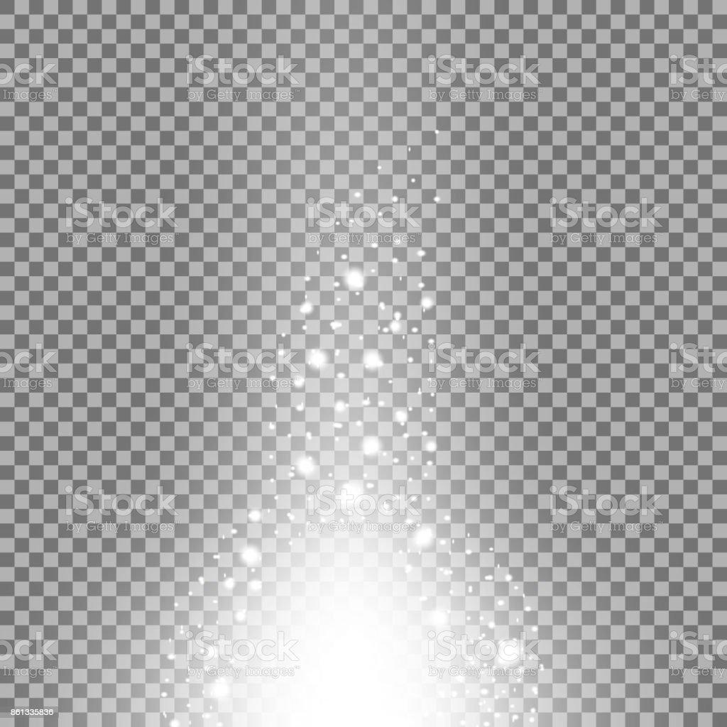 グロー効果白い色を火花します K Popのベクターアート素材や画像を多数