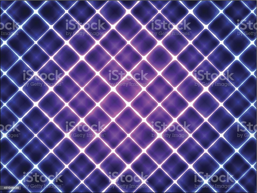Glowing background with diagonal stripes royalty-free stock vector art