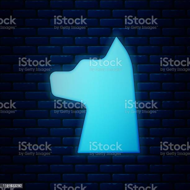 Glowing neon cat icon isolated on brick wall background vector vector id1191633292?b=1&k=6&m=1191633292&s=612x612&h=9livabbqevruslojfcteaiwf0v1ixioz  7jzufauic=