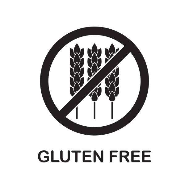 Best Gluten Illustrations, Royalty-Free Vector Graphics
