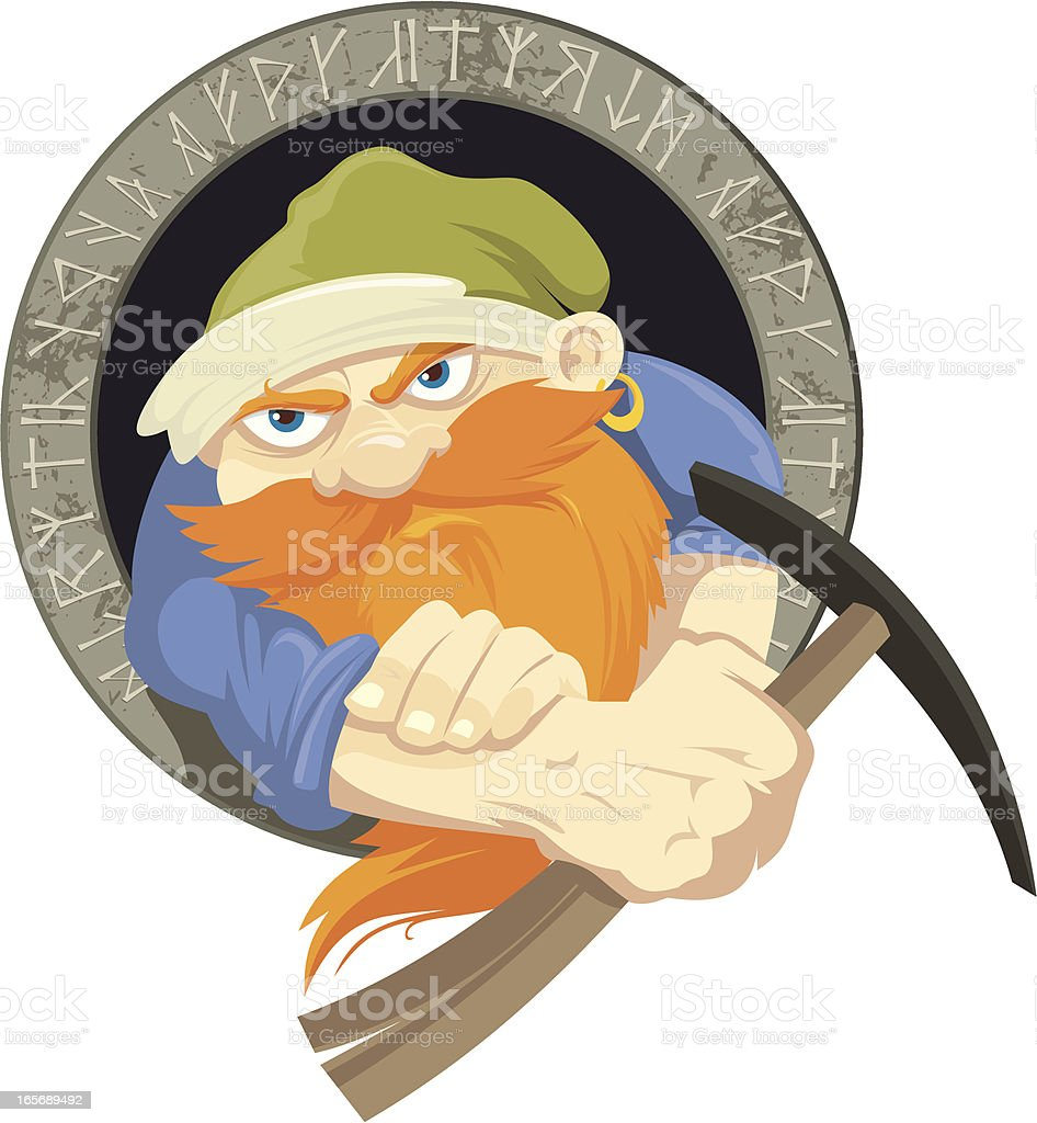 Gnome royalty-free gnome stock vector art & more images of active seniors
