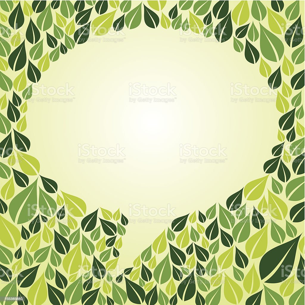 Go green social media bubble royalty-free go green social media bubble stock vector art & more images of abstract