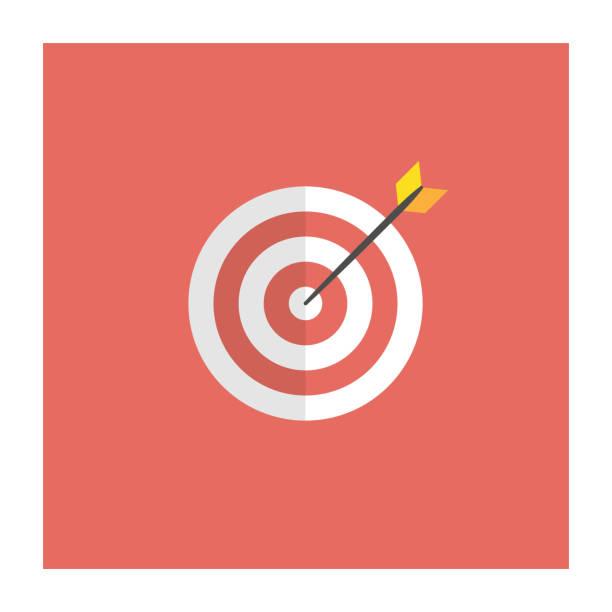 靶心圖表標 - 進球 幅插畫檔、美工圖案、卡通及圖標