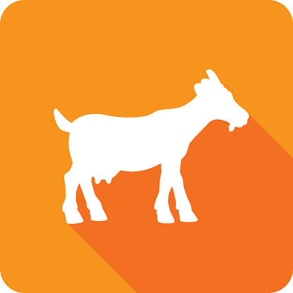 Goat Icon Silhouette 2