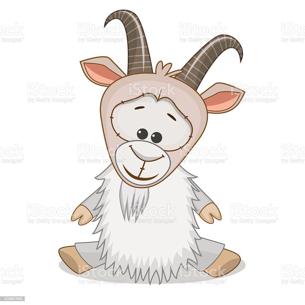 De chèvre - Illustration vectorielle