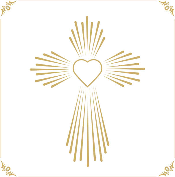 Download Royalty Free Sacred Heart Clip Art, Vector Images ...