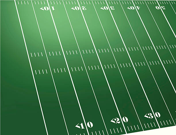 Download End Zone Illustrations, Royalty-Free Vector Graphics ...