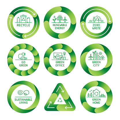 Going green labels