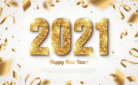 Gold 2021 Numbers