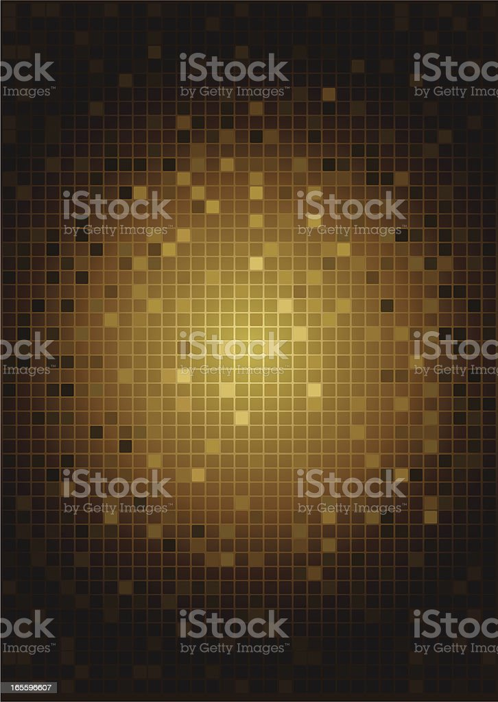 Gold abstract mirror ball background royalty-free gold abstract mirror ball background stock vector art & more images of abstract