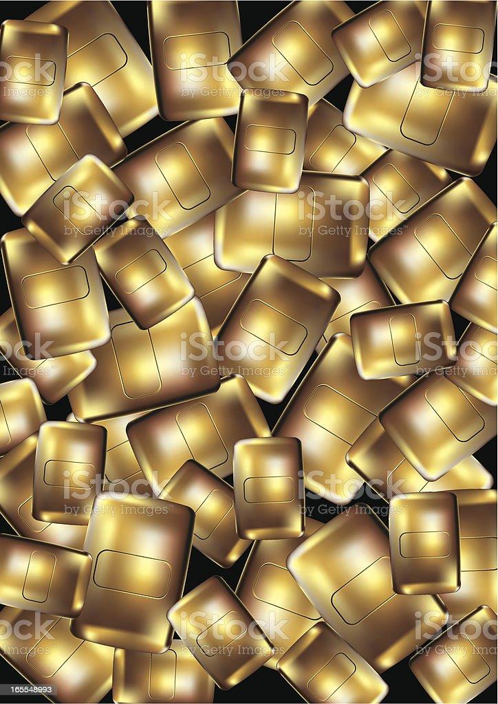 Gold Bars royalty-free gold bars stock vector art & more images of abundance