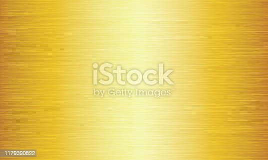Golden gradient textured background