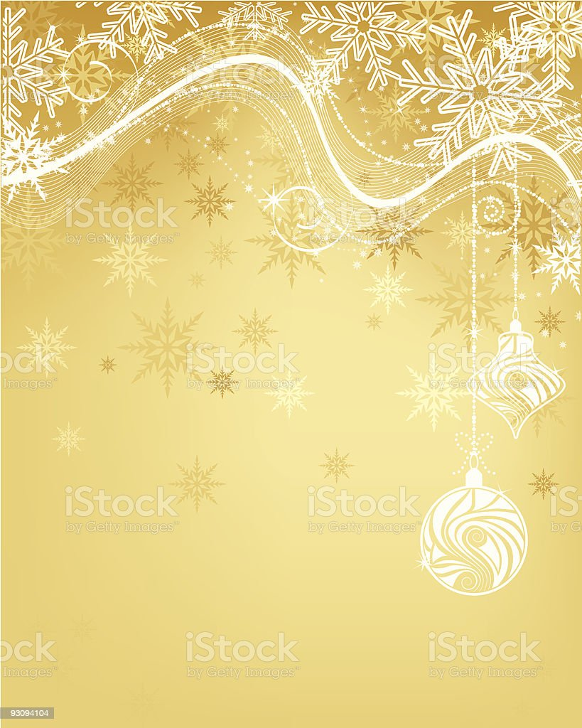 Gold Christmas background royalty-free gold christmas background stock vector art & more images of abstract