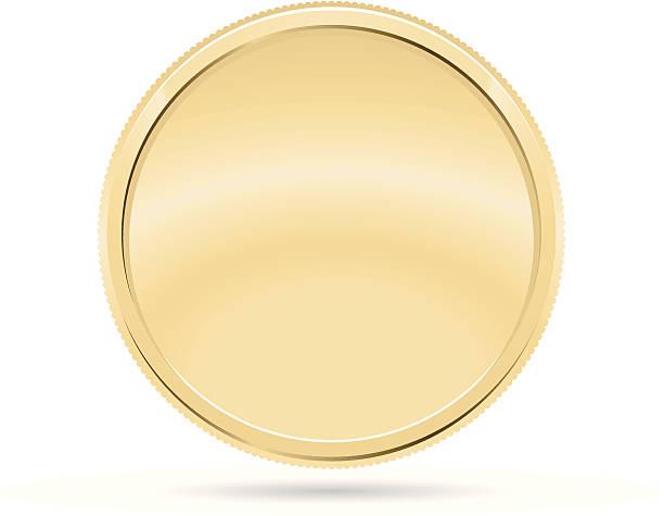 ilustrações, clipart, desenhos animados e ícones de moeda, gold medal - moeda