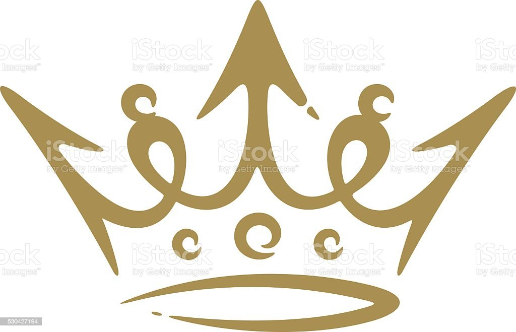 gold crown stock vector art   more images of arrow bow cupid bow and arrow vector bow and arrow vector images