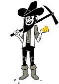Gold Digger Cartoon