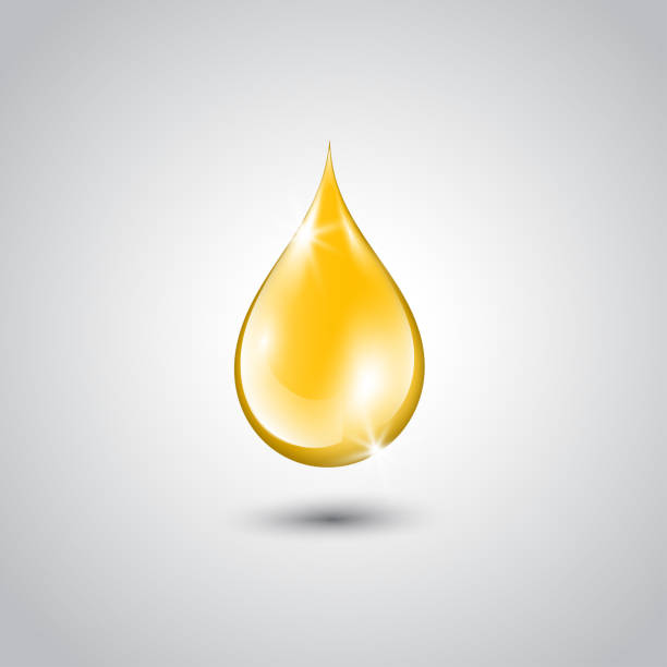 gold drop of oil essence - honey drip stock illustrations, clip art, cartoons, & icons