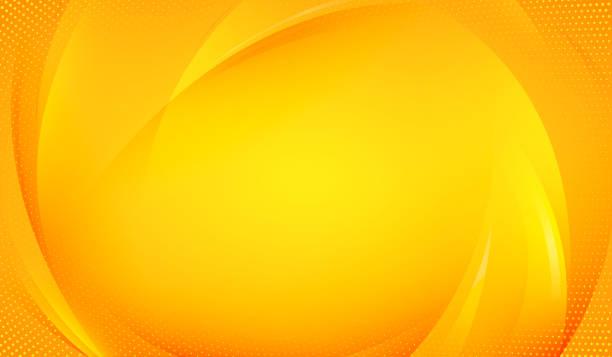 골드 우아함 추상 배경 - 노랑 stock illustrations