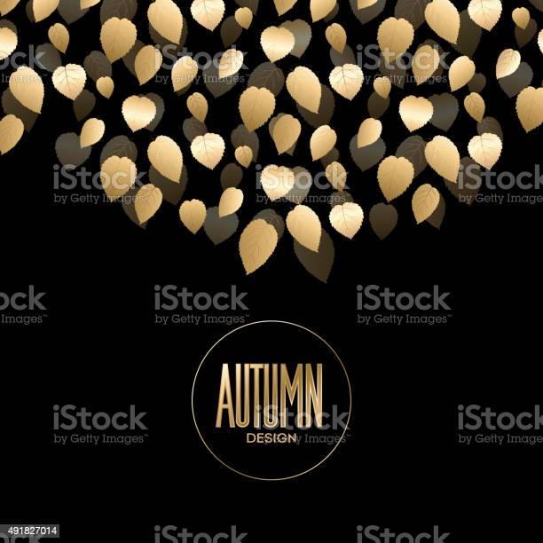 Gold fall design vector id491827014?b=1&k=6&m=491827014&s=612x612&h=odezyiyz4wehxalogegt8j3vawnyda42mvnekqrahqs=