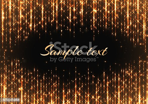666540036istockphoto Gold frame with shiny rays 825545468