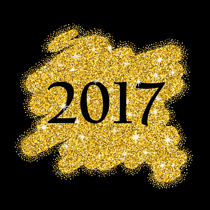 977706014 istock photo Gold glitter sale background for poster. Abstract discount banner with 623376474