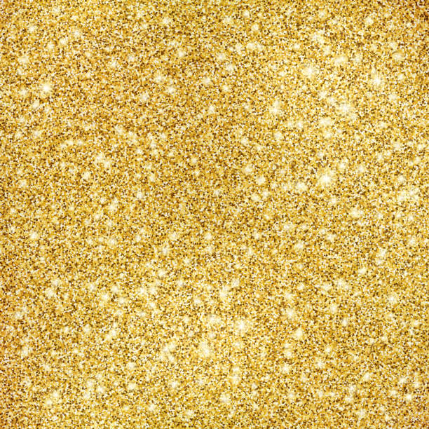 gold glitter texture background - gold stock illustrations
