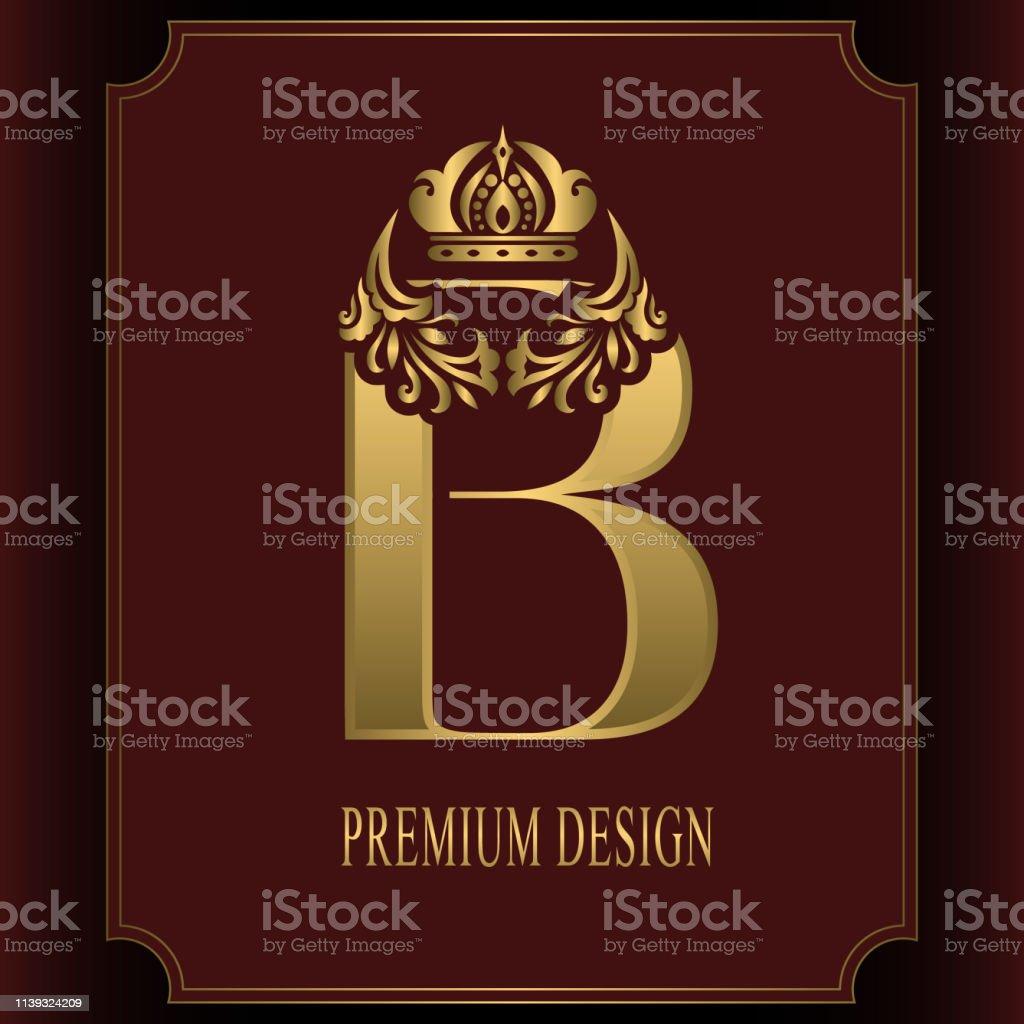 Letter B Tattoo Designs Illustrations  Royalty