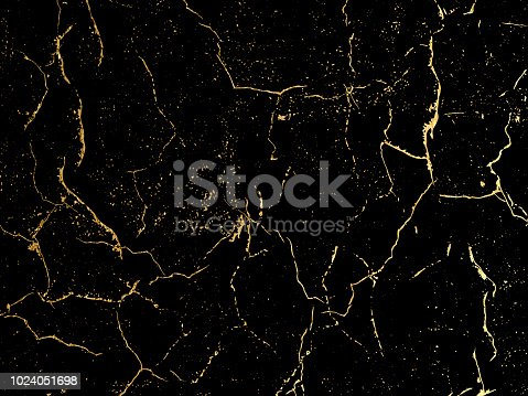 Gold Marbling Texture design for poster, brochure, invitation, cover book, catalog. Vector illustration