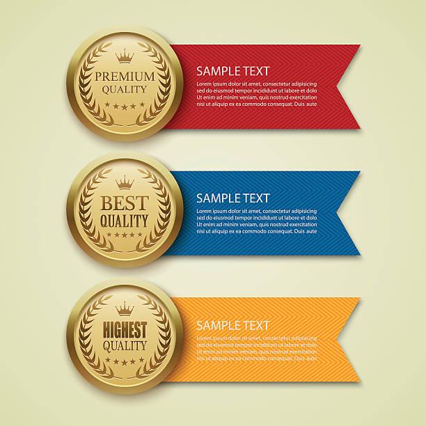 ゴールドメダルベクトル - メダル点のイラスト素材/クリップアート素材/マンガ素材/アイコン素材