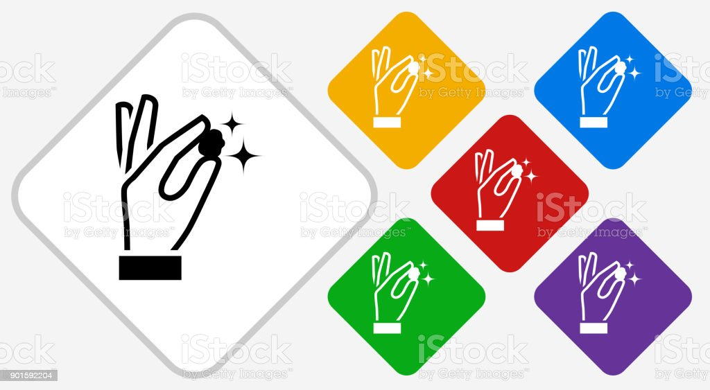 Download Gold Nugget Color Diamond Vector Icon Stock Illustration - Download Image Now - iStock