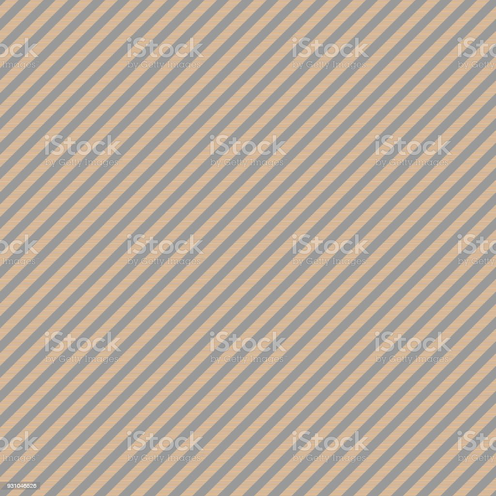 Gold Platin Farbe Gestreiften Stoff Textur Nahtlose Muster Stock ...