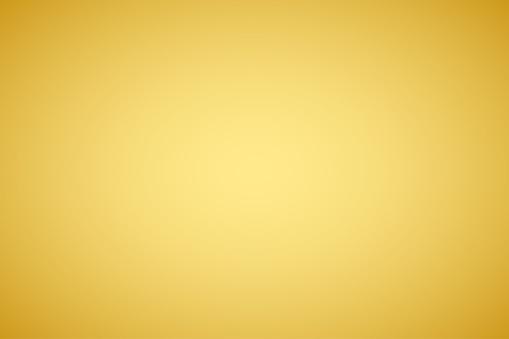 Gold smooth gradient background
