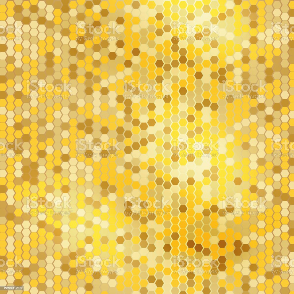 Gold Sparkle Glitter Background Gold Wall Stock Vector Art & More ...