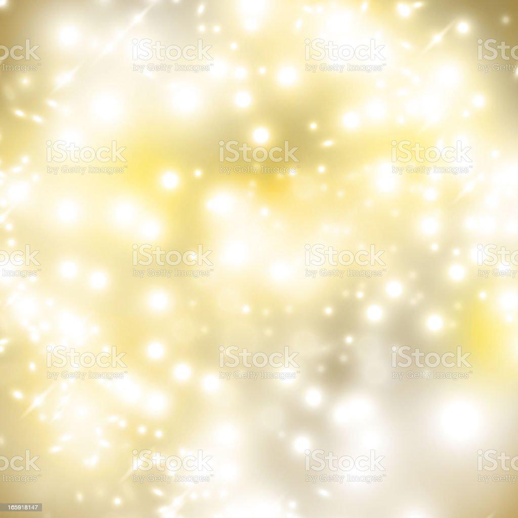 Gold sparkle vector royalty-free stock vector art