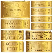 Gold Tickets
