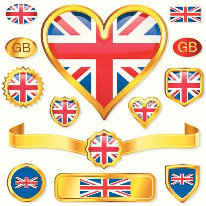 UK Gold (Emblems)