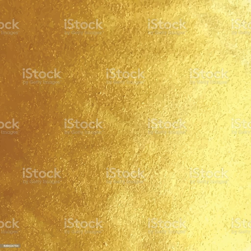 Golden background vector art illustration