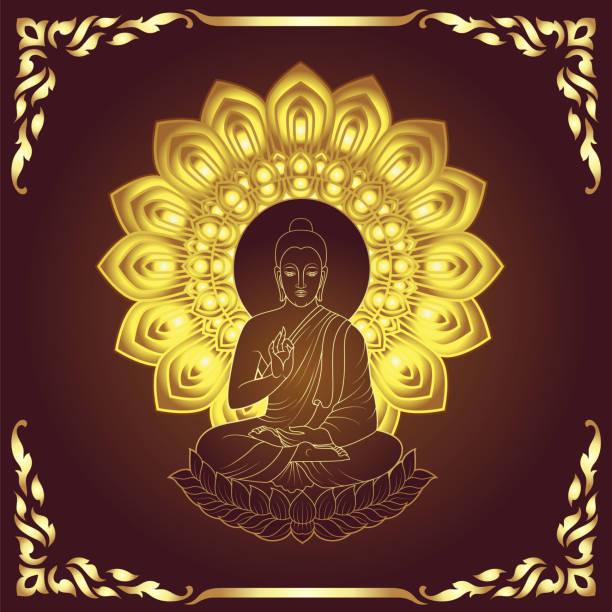 仏陀 イラスト素材 - iStock