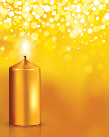 Golden Candle