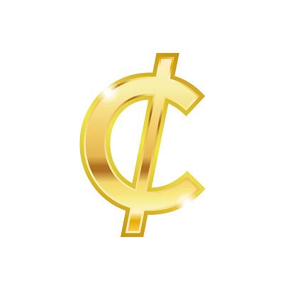 Cent Comments - Cent Symbol Svg Clipart - Full Size ...  White Cent Sign