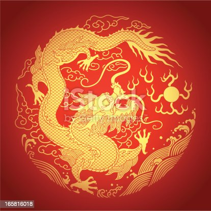 Beautiful ancient chinese dragon image. suitable for chinese festival or chinese culture design, with layers fully editable. ZIP contain hires jpg, AI CS4.http://i654.photobucket.com/albums/uu266/lonelong/chinesefestival.jpg