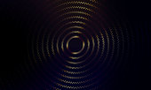 istock golden circle zig zag design background 1306498266