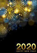 """This illustration is a background for use in """"New Year events""""."""