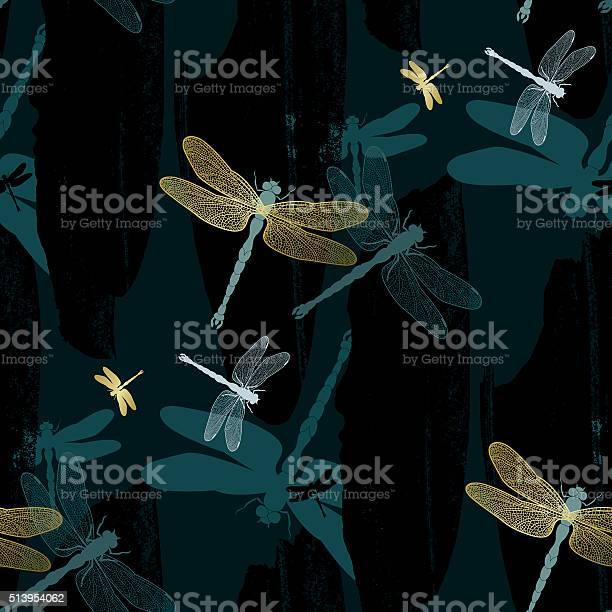 Golden dragonflies on dark teal background vector id513954062?b=1&k=6&m=513954062&s=612x612&h= qz8z7bx0wd2qth8pr9crjdttphculmv2gwvpqs2jaw=