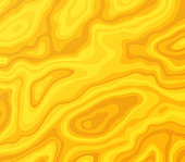 Golden yellow abstract background layers.