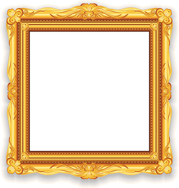 Royalty Free Ornate Mirror Clip Art, Vector Images & Illustrations ...